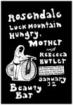 Rebecca Butler and The Richard's Beauty Bar poster