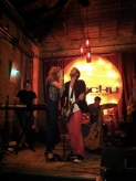 Rebecca Butler and The Richards at Lucky Lounge